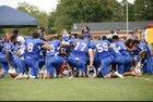 Western Harnett Eagles Boys Varsity Football Fall 17-18 team photo.