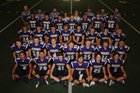 Berryville Bobcats Boys Varsity Football Fall 17-18 team photo.