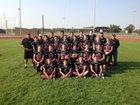 Holly Wildcats Boys Varsity Football Fall 17-18 team photo.