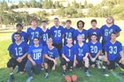 Lyle/Wishram Cougars Boys Varsity Football Fall 17-18 team photo.