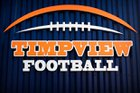 Timpview Thunderbirds Boys Varsity Football Fall 17-18 team photo.
