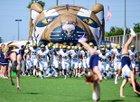 Klein Collins Tigers Boys Varsity Football Fall 17-18 team photo.