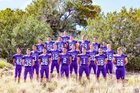 Miyamura Patriots Boys Varsity Football Fall 17-18 team photo.