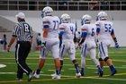 Aldine Mustangs Boys Varsity Football Fall 17-18 team photo.
