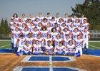 Ridgefield Spudders Boys Varsity Football Fall 17-18 team photo.