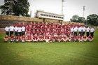 Deshler Tigers Boys Varsity Football Fall 17-18 team photo.