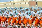 Pebble Hills Spartans Boys Varsity Football Fall 17-18 team photo.
