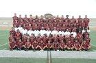 Downey Vikings Boys Varsity Football Fall 17-18 team photo.