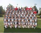 Bonita Bearcats Boys Varsity Football Fall 17-18 team photo.