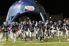 Wimberley Texans Boys Varsity Football Fall 17-18 team photo.