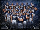 Twinsburg Tigers Boys Varsity Football Fall 17-18 team photo.