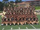 St. Francis Golden Knights Boys Varsity Football Fall 17-18 team photo.