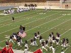 Vista Ridge Rangers Boys Varsity Football Fall 17-18 team photo.
