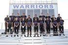 Gateway Christian Warriors Boys Varsity Football Fall 17-18 team photo.