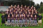 Toledo Indians Boys Varsity Football Fall 17-18 team photo.
