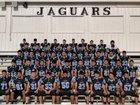 Capital Jaguars Boys Varsity Football Fall 17-18 team photo.