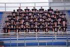 Fayetteville Tigers Boys Varsity Football Fall 17-18 team photo.