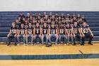 Elm Creek Buffaloes Boys Varsity Football Fall 17-18 team photo.