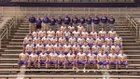 Maumee Panthers Boys Varsity Football Fall 17-18 team photo.
