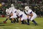 Grulla Gators Boys Varsity Football Fall 17-18 team photo.