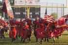 East Nicolaus Spartans Boys Varsity Football Fall 17-18 team photo.