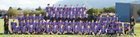 Manzano Monarchs Boys Varsity Football Fall 17-18 team photo.