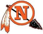 Nocona Indians Boys Varsity Football Fall 17-18 team photo.