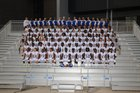 North Little Rock Charging Wildcats Boys Varsity Football Fall 17-18 team photo.
