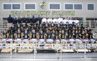 Wynne Yellowjackets Boys Varsity Football Fall 17-18 team photo.