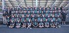 Hockinson Hawks Boys Varsity Football Fall 17-18 team photo.