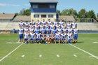 Hector Wildcats Boys Varsity Football Fall 17-18 team photo.