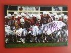 Wall Township Crimson Knights Boys Varsity Football Fall 17-18 team photo.