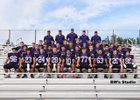 Centerpoint Knights Boys Varsity Football Fall 17-18 team photo.
