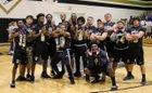 Greer Yellowjackets Boys Varsity Football Fall 17-18 team photo.