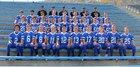 Carbon Dinos Boys Varsity Football Fall 17-18 team photo.