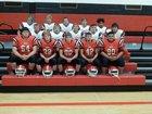 Scribner-Snyder Trojans Boys Varsity Football Fall 17-18 team photo.