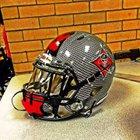 Raby Raiders Boys Varsity Football Fall 17-18 team photo.