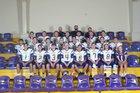 Lavaca Golden Arrows Boys Varsity Football Fall 17-18 team photo.