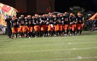South View Tigers Boys Varsity Football Fall 17-18 team photo.