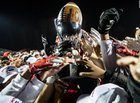 North Gwinnett Bulldogs Boys Varsity Football Fall 17-18 team photo.