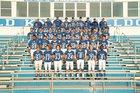 Bald Knob Bulldogs Boys Varsity Football Fall 17-18 team photo.
