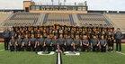 Seminole Indians Boys Varsity Football Fall 17-18 team photo.