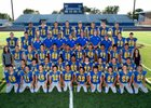 Bloomfield Bobcats Boys Varsity Football Fall 17-18 team photo.