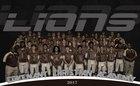 Covenant Christian Academy Lions Boys Varsity Football Fall 17-18 team photo.