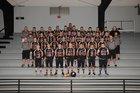 Fouke Panthers Boys Varsity Football Fall 17-18 team photo.
