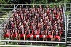 Rahway Indians Boys Varsity Football Fall 17-18 team photo.
