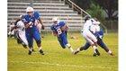 Vidalia Vikings Boys Varsity Football Fall 17-18 team photo.
