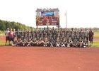 Arlington Admirals Boys Varsity Football Fall 17-18 team photo.