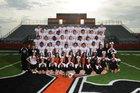Ferris Yellowjackets Boys Varsity Football Fall 17-18 team photo.