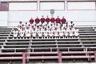 Blytheville Chickasaws Boys Varsity Football Fall 17-18 team photo.